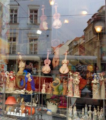 Souvenirs aus Prag - Art Gallery