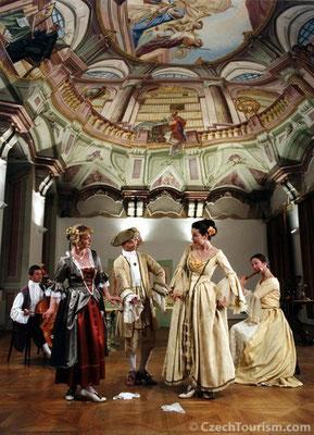 Colegium in Prag