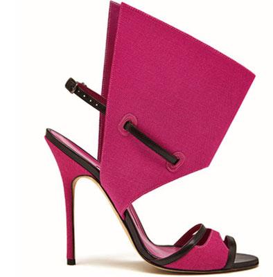 Design Schuhe von Monolo Blahnik