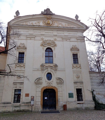 Kloster Strahov - Bibliothek