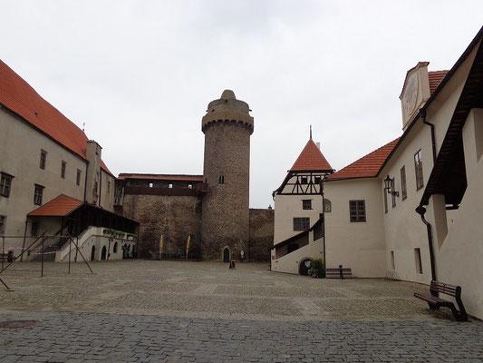Die Burg Strakonic