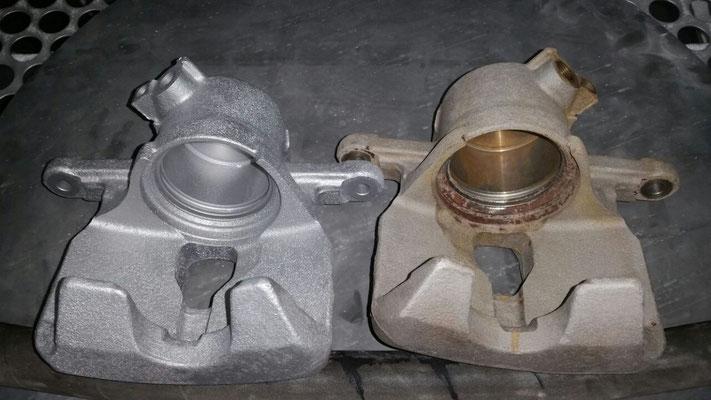 Top Bremssättel - chromfabrik.ch - Oldtimerrestauration QV72