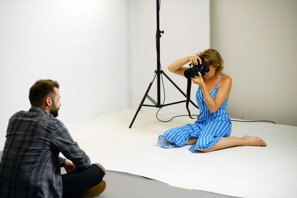 Fotografin Männerportraits Fotoshooting für Männer Male pixel