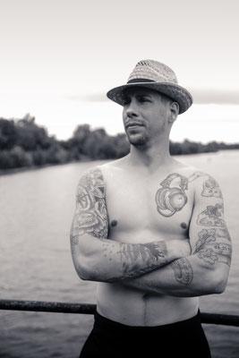 Fotografin Talia Männerporträts  - Fotoshooting für Männer