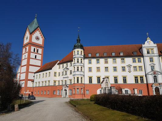 Kloster Scheyern biographisches Schreiben