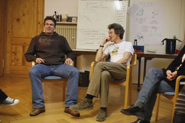 Erzählen lernen im Seminarraum