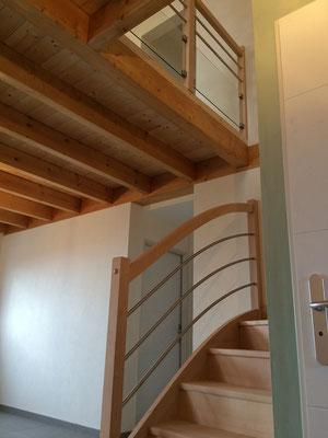 Livraison Maison ossature bois - Le touvet