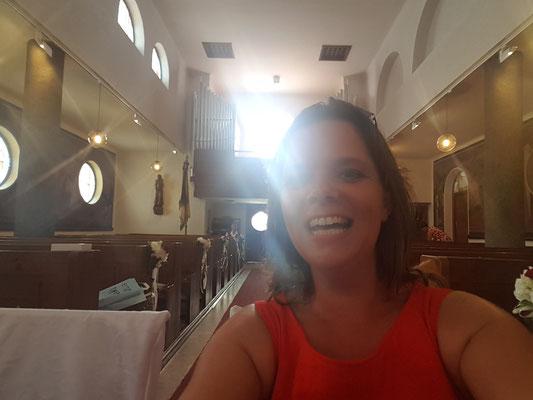 Chorleiterinnen-Selfie :)