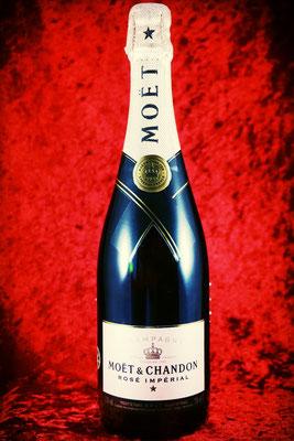LiLiCoさん オリジナルシャンパン モエ・エ・シャンドン ロゼ 世界で1つ オーダーメイド
