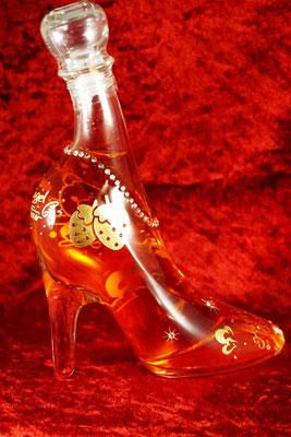 シンデレラ シュー ガラスの靴 酒 オリジナル プレゼント サプライズ ギフト 名前 ボトル ロゴ 記念品 ワイン ノベルティ