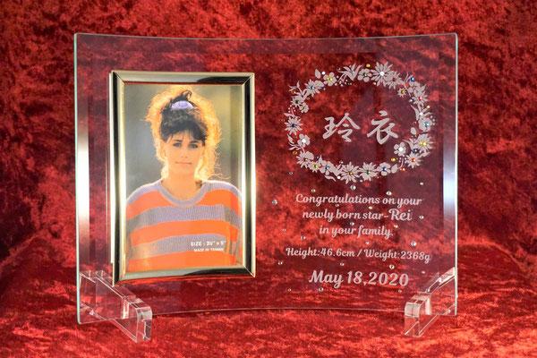 ボダム ダブルウォール オリジナル グラス コップ 写真 おしゃれ 格安  東京 ノベルティ グッズ 販促 記念品 プレゼント 創業記念