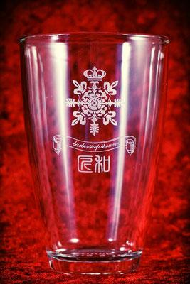 オリジナル グラス ジョッキ ロゴ 名入り オーダーメイド お祝い オーダーメイド 格安 名前 記念品 ノベルティ プレゼント オーダー