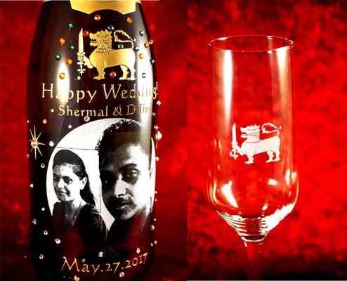 写真 名入れ ワイン ボトル シャンパン オリジナル オーダーメイド ギフト お祝い 格安 製作 ノベルティ 販促 結婚祝い