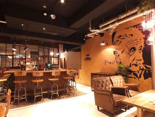 名古屋 栄 ダイニングバー カフェバー 美味しい 人気 女子会 クチコミ オシャレ コスパ 矢場町