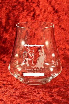 オリジナル グラス ペット 犬 猫 写真 コップ タンブラー ボダム 店舗用 業務用 おしゃれ 安い ロゴ ノベルティ 東京 記念品 プレゼント ダブルウォール
