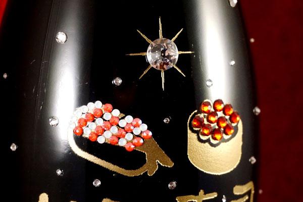 モエ マグナム ロゴ 名入れ スワロ  ワイン シャンパン オリジナル ボトル ノベルティ 記念  東京 格安 おしゃれ ギフト サプライズ お祝い