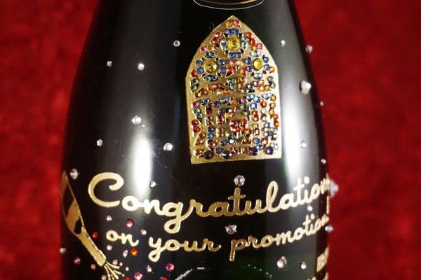 シャンパン ワイン 酒 ボトル 写真 モエ 名前 名入れ ロゴ オリジナル  プレゼント ギフト 祝 ノベルティ 格安 販促 おしゃれ 東京 オンリーワン