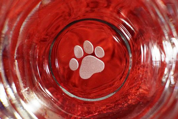 猫 犬 ロゴ グラス 記念品 ノベルティ 名入れ グラス  ノベルティ 製作 格安 オリジナル 販促 名前 東京 オリジナル オーダー