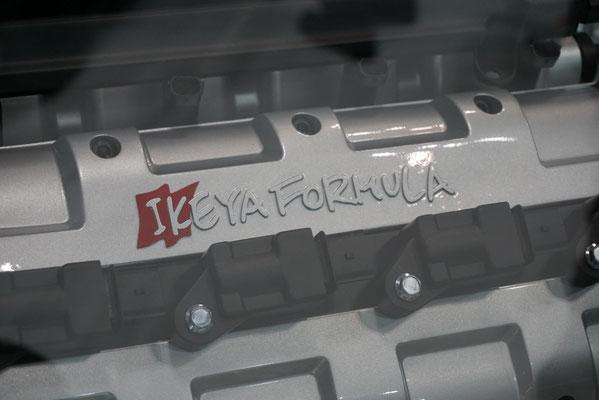 鹿沼 イケヤフォーミュラ 国産スーパーカー IF-02RDS 宇都宮ナンバー 自動車パーツ会社 栃木