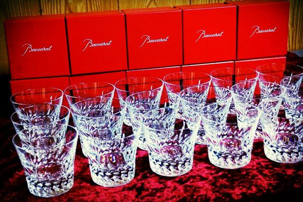 Baccarat バカラ 名前 名入れ ロゴ 刻印 グラス タンブラー ギフト ノベルティ ギフト お祝い 販促 記念品 クリスタル 東京 格安 製作 オリジナル