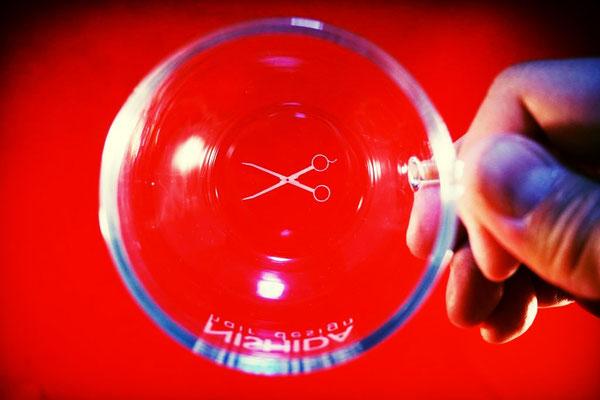 開店祝い オリジナル ロゴ入り グラス 製作 格安 オーダーメイド