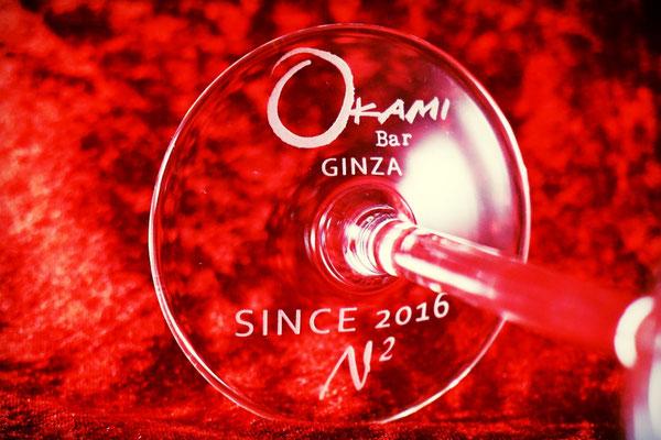 ロゴ ワイングラス オリジナル オーダーメイド ノベルティ ギフト 格安 製作 開店祝い オンリーワン