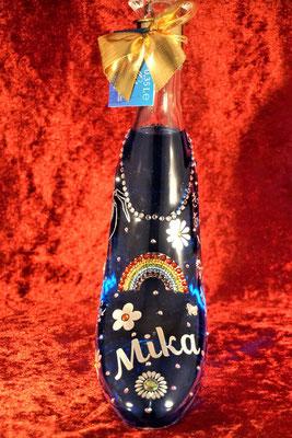 シンデレラシュー ガラスの靴 名前 名入れ おしゃれ かわいい 格安 酒 ワイン プレゼント サプライズ オリジナル スワロフスキー