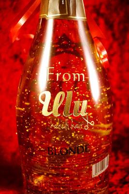 お祝い 金箔入り シャンパン オリジナルボトル オーダーメイド 世界で1つ