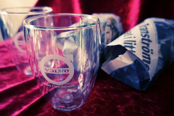 ロゴ入りグラス 記念品 ノベルティ 名入れ グラス  ノベルティ 製作 格安 オリジナル 販促物