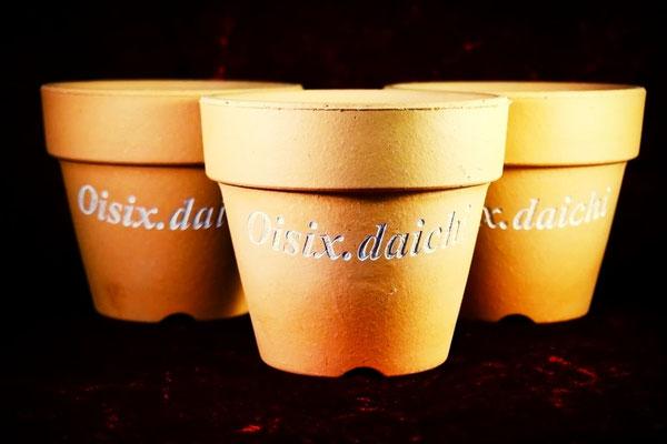 お祝い 記念品 ノベルティ オリジナル 格安 製作 東京 名入れ ロゴ入れ オーダーメイド 植木鉢 陶器 テラコッタ
