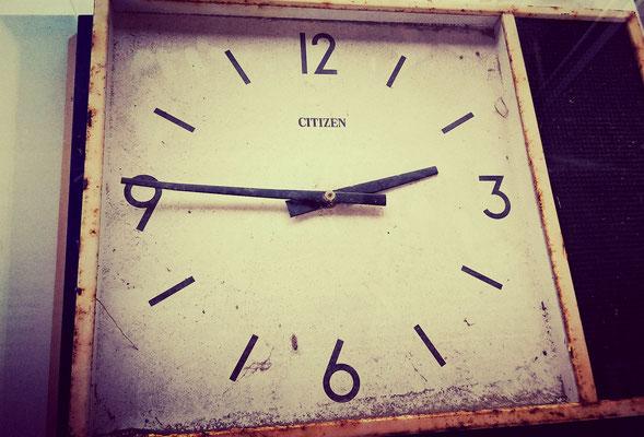 石巻 止まった時計