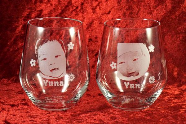 オリジナル グラス コップ 名前 名入れ ロゴ おしゃれ 安い 写真 記念品 ノベルティ 業務用 店舗用 東京 プレゼント