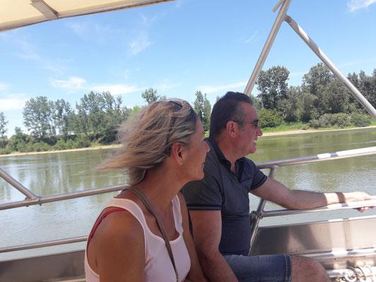 découverte de la Garonne