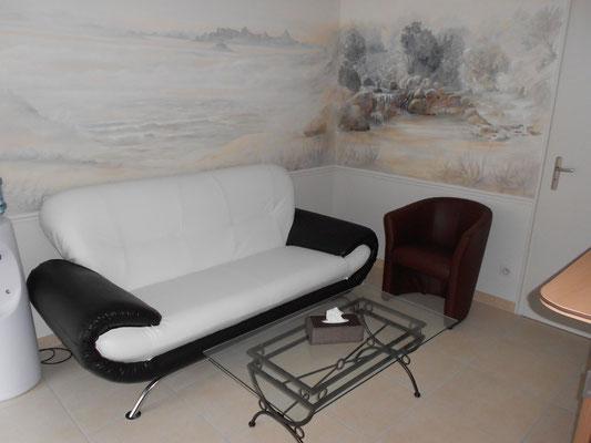Accueil salon Eau