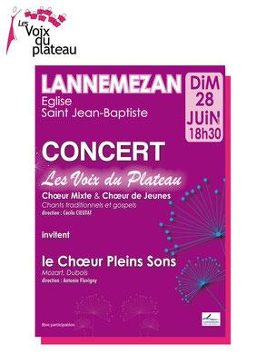 concert 2015 Lannemezan