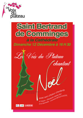 concert noël 2010 St Bertrand de Comminges