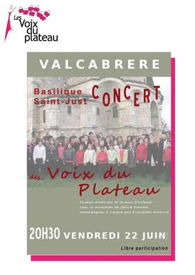concert 2012 Valcabrère