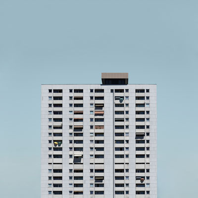 "Student work - Hommage to the ""Stacked"" Series by Malte Brandenburg"