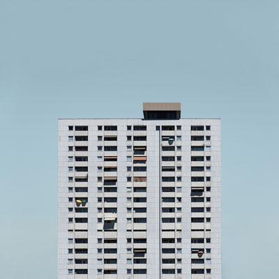 "Student work - Hommage to the ""Stacked"" Series by Malte Brandenburg"