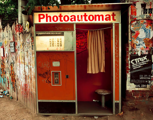 Photoautomat Street Photography Workshop