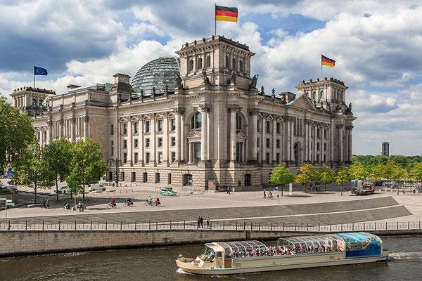 Architektur Fotoworkshop Berliner Reichstag