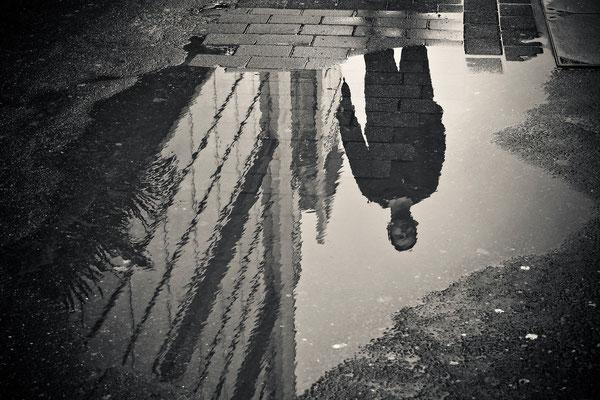 Wasser Spiegelung Street Photography Workshop