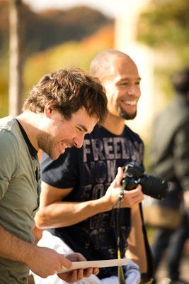 People Portrait Fotografie Teilnehmer und Fototrainer
