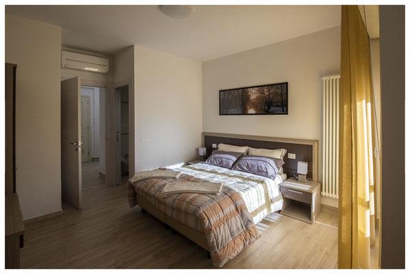 Bed and Breakfast  Le Quattro Stagioni - Cisanello - Pisa - www.beblequattrostagioni.com - Camera Inverno