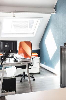 Aménagement et rénovation bureaux Liège