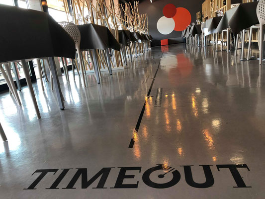 Time Out - Brasserie Pôle ballons Waremme