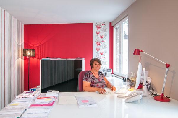 Aménagement bureau de direction - Verviers