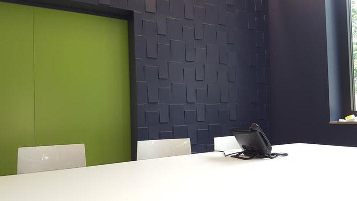 Aménagement salle de réunion Bruxelles
