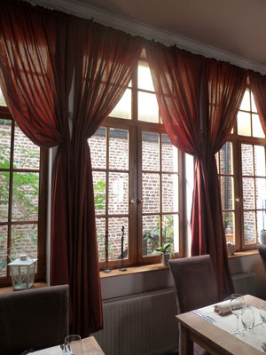 Rénovation restaurant - Avant