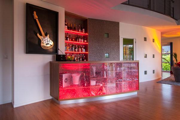 Comptoir bar Dacryl - Liège